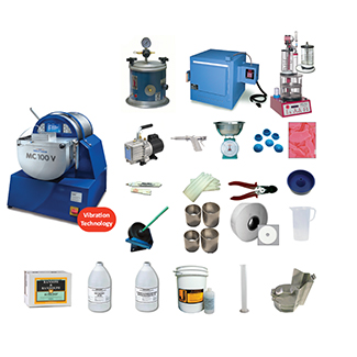 Indutherm Complete Casting Kits