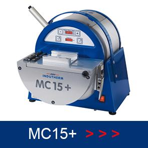 Indutherm MC-15 Casting Machine