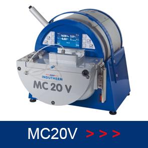 Indutherm MC-20V Casting Machine