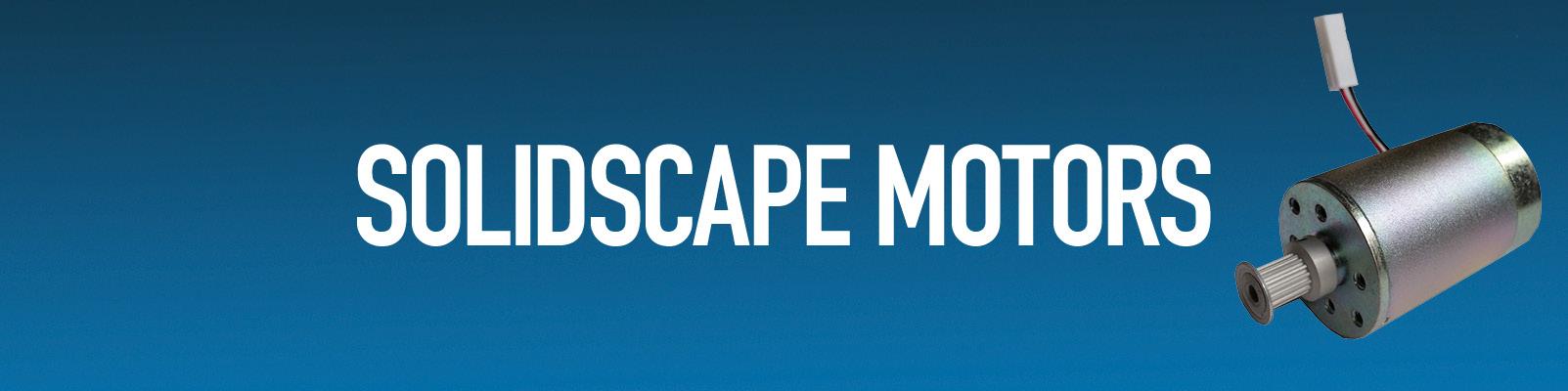 Solidscape Motors
