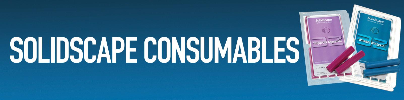Solidscape Consumables