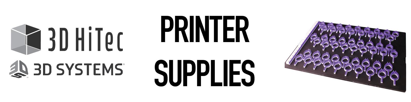 3D Systems Printer Supplies
