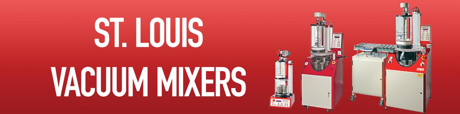 Vacuum Mixers