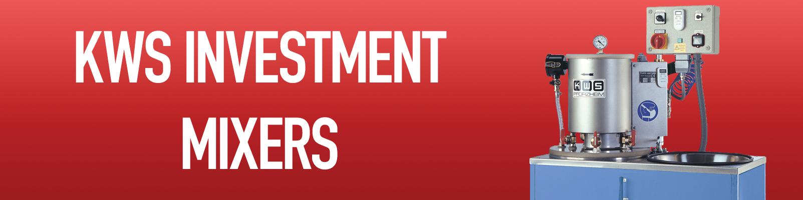 KWS Investment Mixers