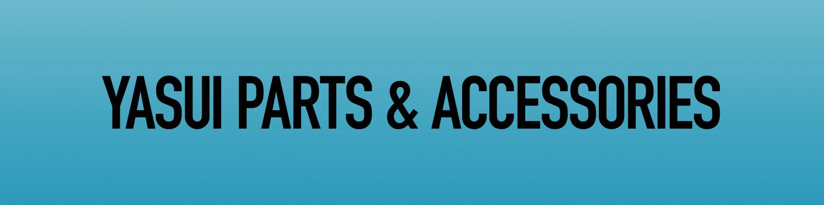 Spare Parts & Accessories