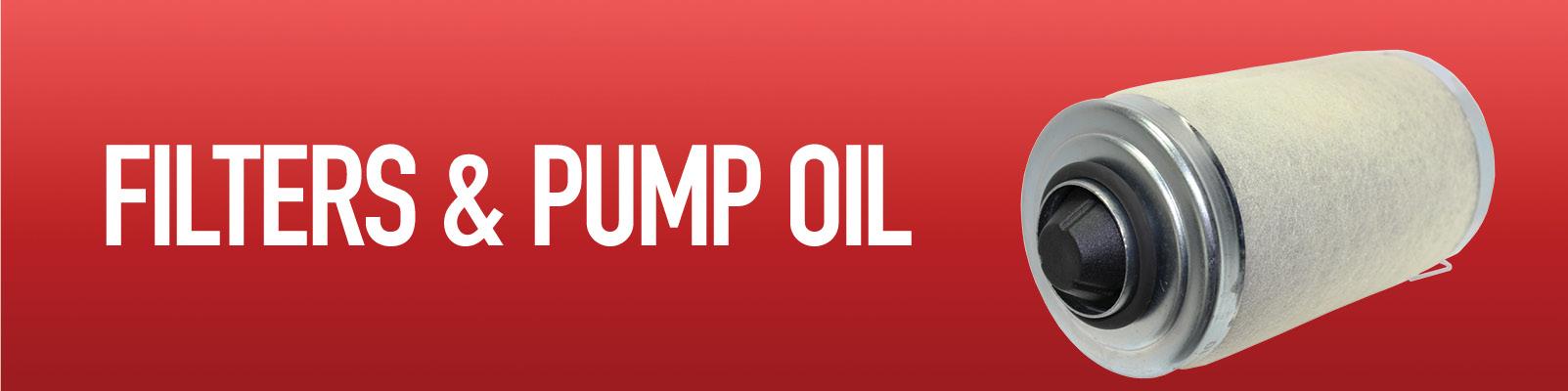 Filters / Pump Oil