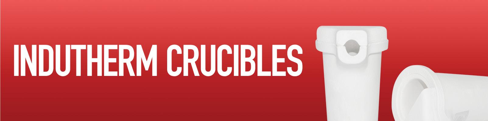 Indutherm Crucibles