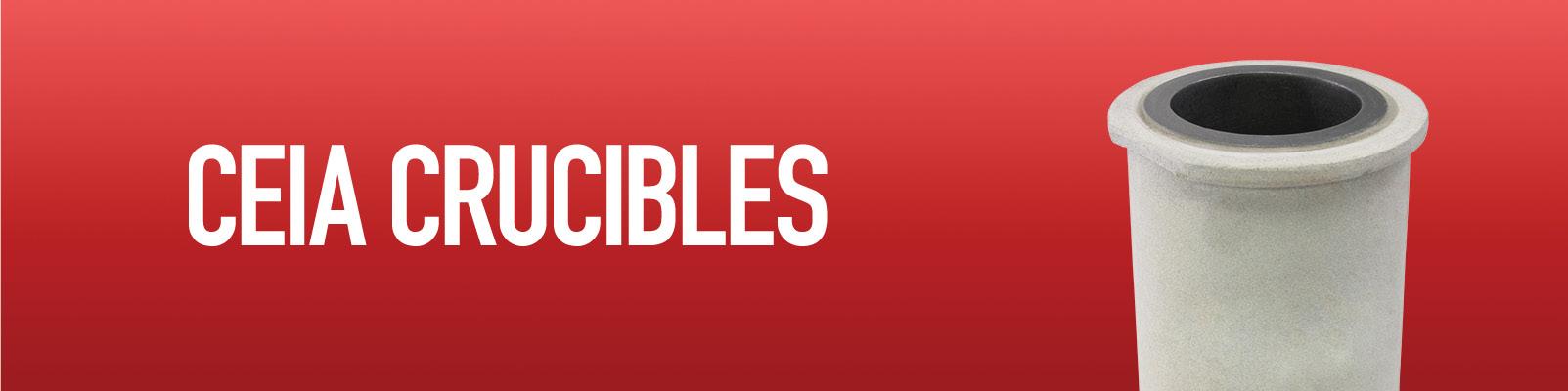 Ceia Crucibles