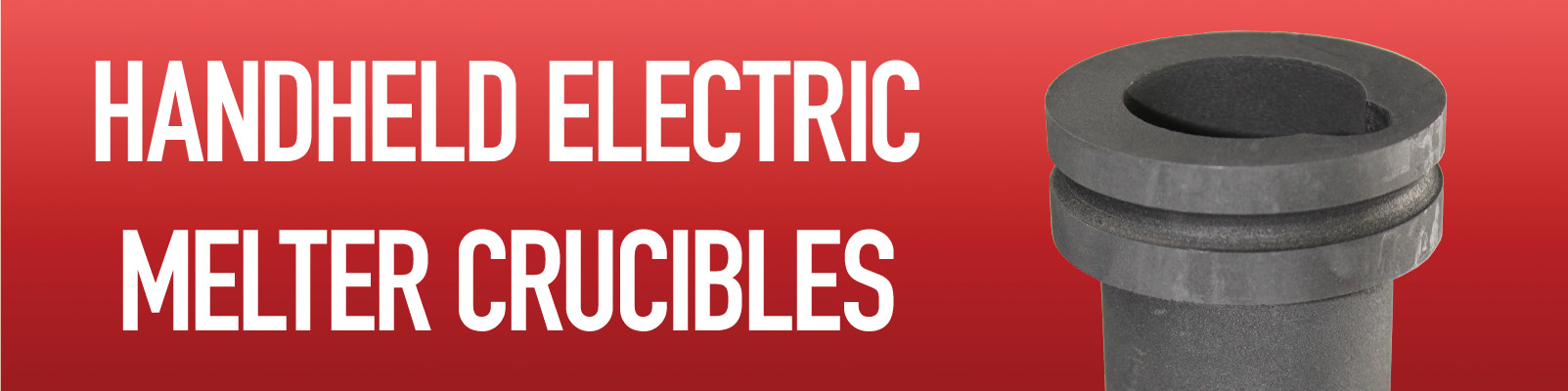 Handheld Electric Melter Crucibles