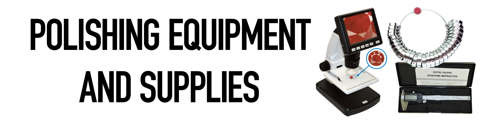 Polishing Equipment & Supplies