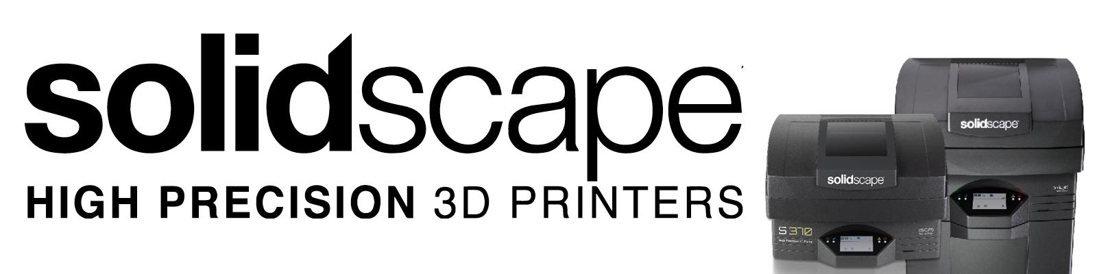 Solidscape 3D Printers