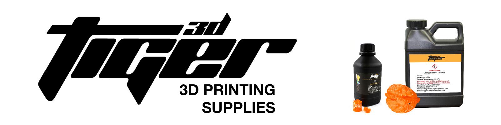 Tiger3D Printer Supplies