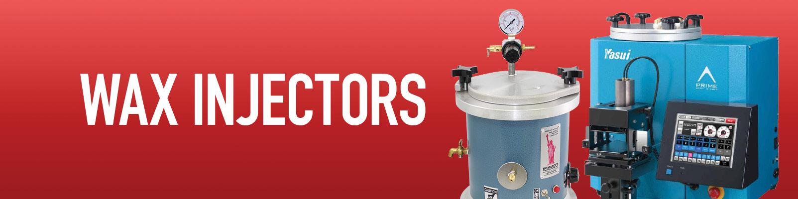 Wax Injectors & Accessories