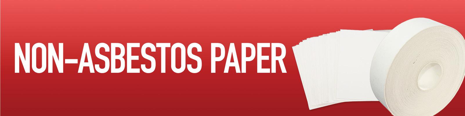 Non-Asbestos Paper
