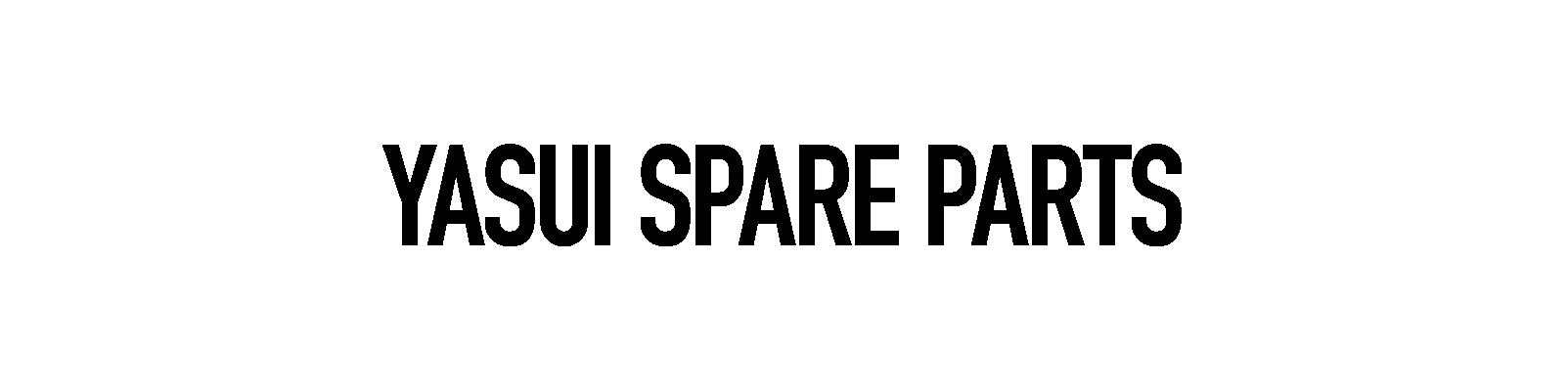 Yasui Spare Parts
