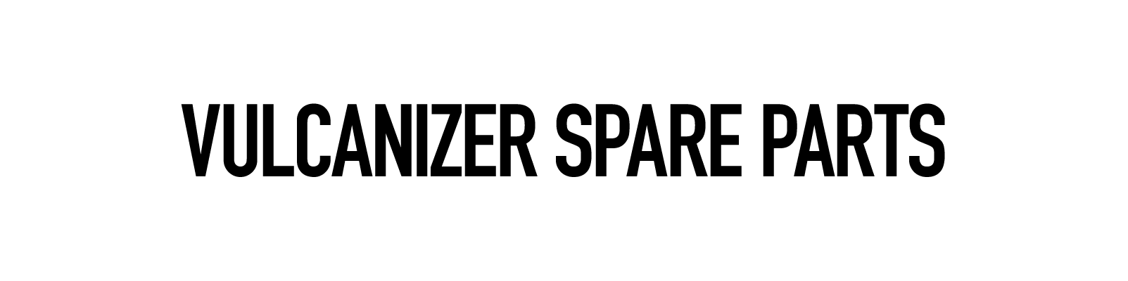 Vulcanizer Spare Parts