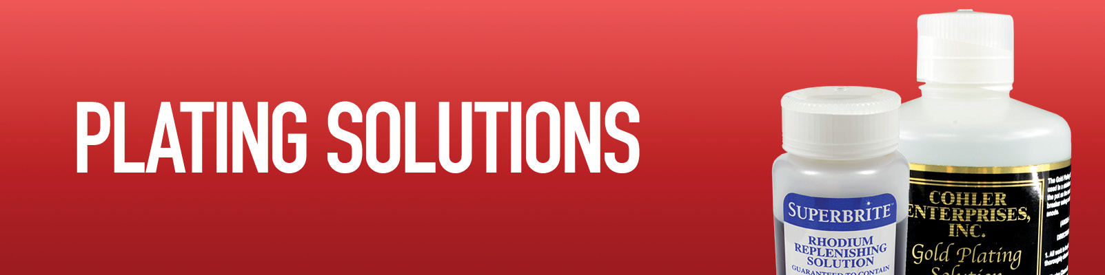 Plating Solutions