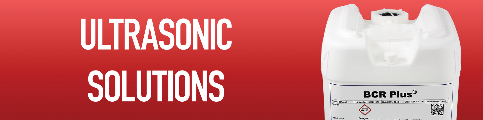 Ultrasonic Solutions