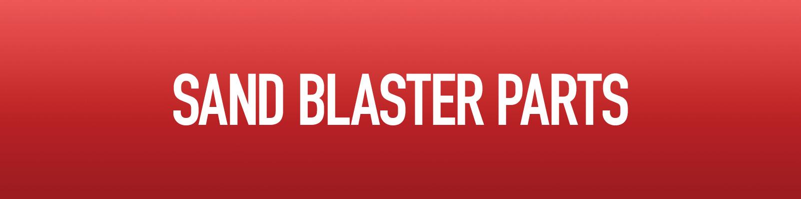 Sand Blaster Spare Parts