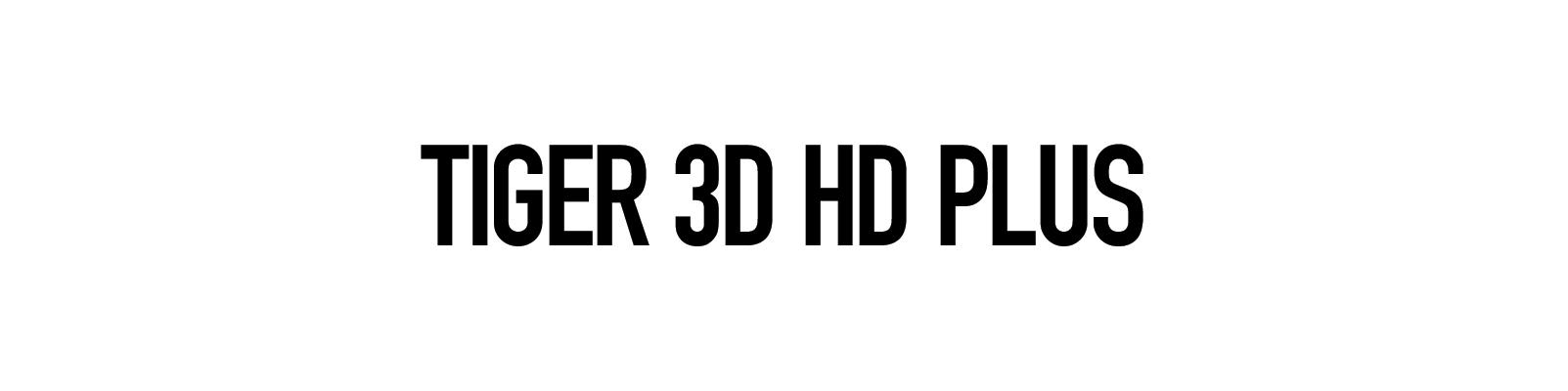 Tiger3D Printer - HD PLUS
