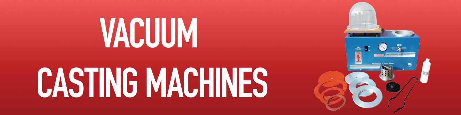 Vacuum Casting Machines