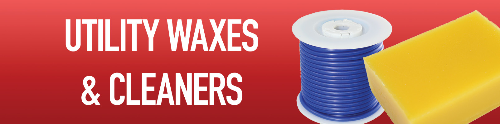 Utility Wax Wire & Cleaners