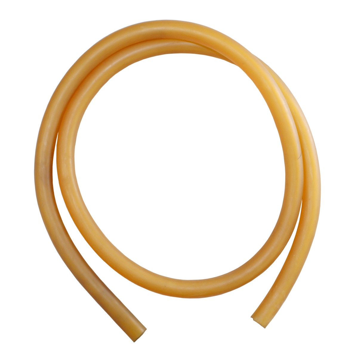 "Flexible Tan Hose - 1/4"" x 1/8"""