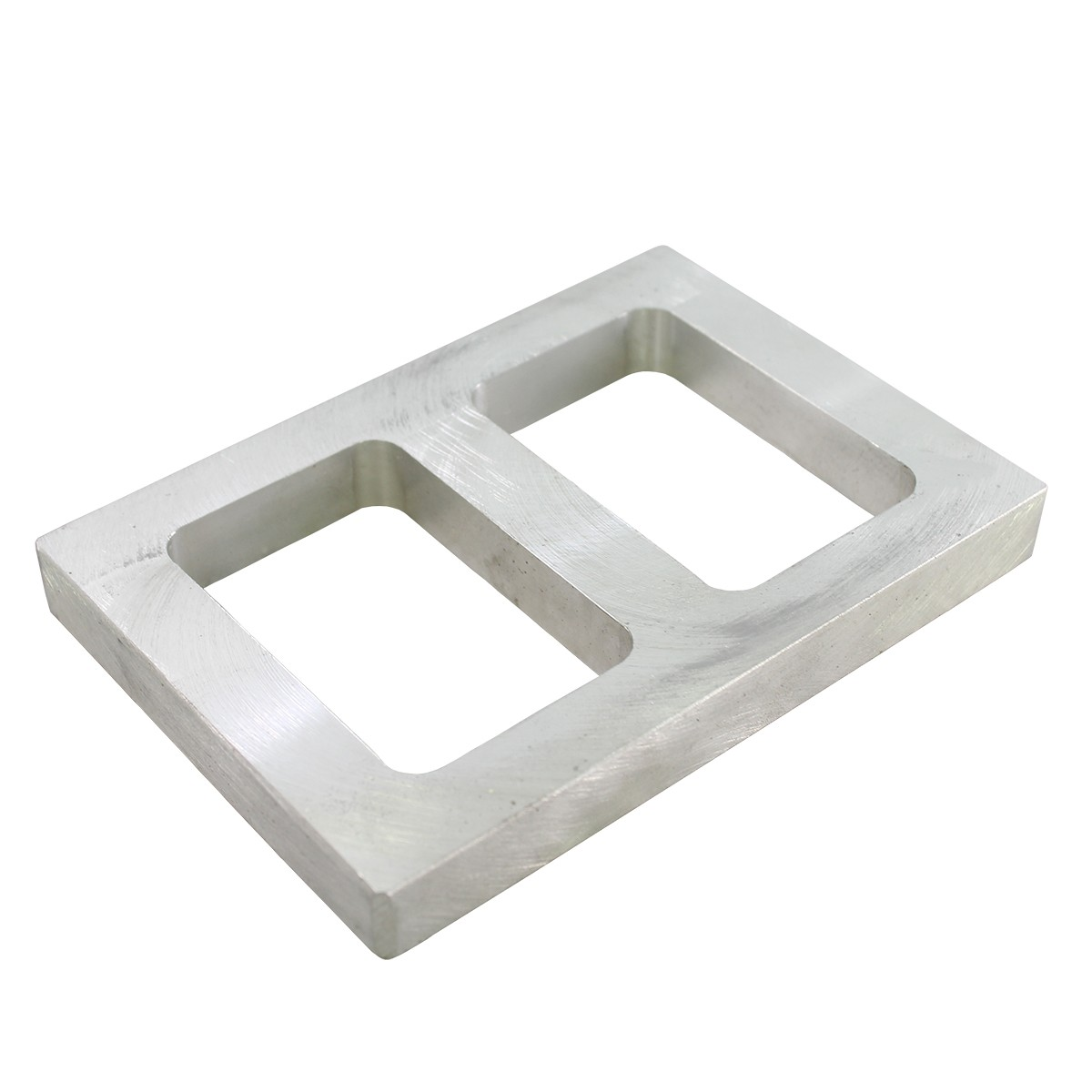 "Aluminum Double Mold Frames - 3/4"" x 1-7/8"" x 2-7/8"""
