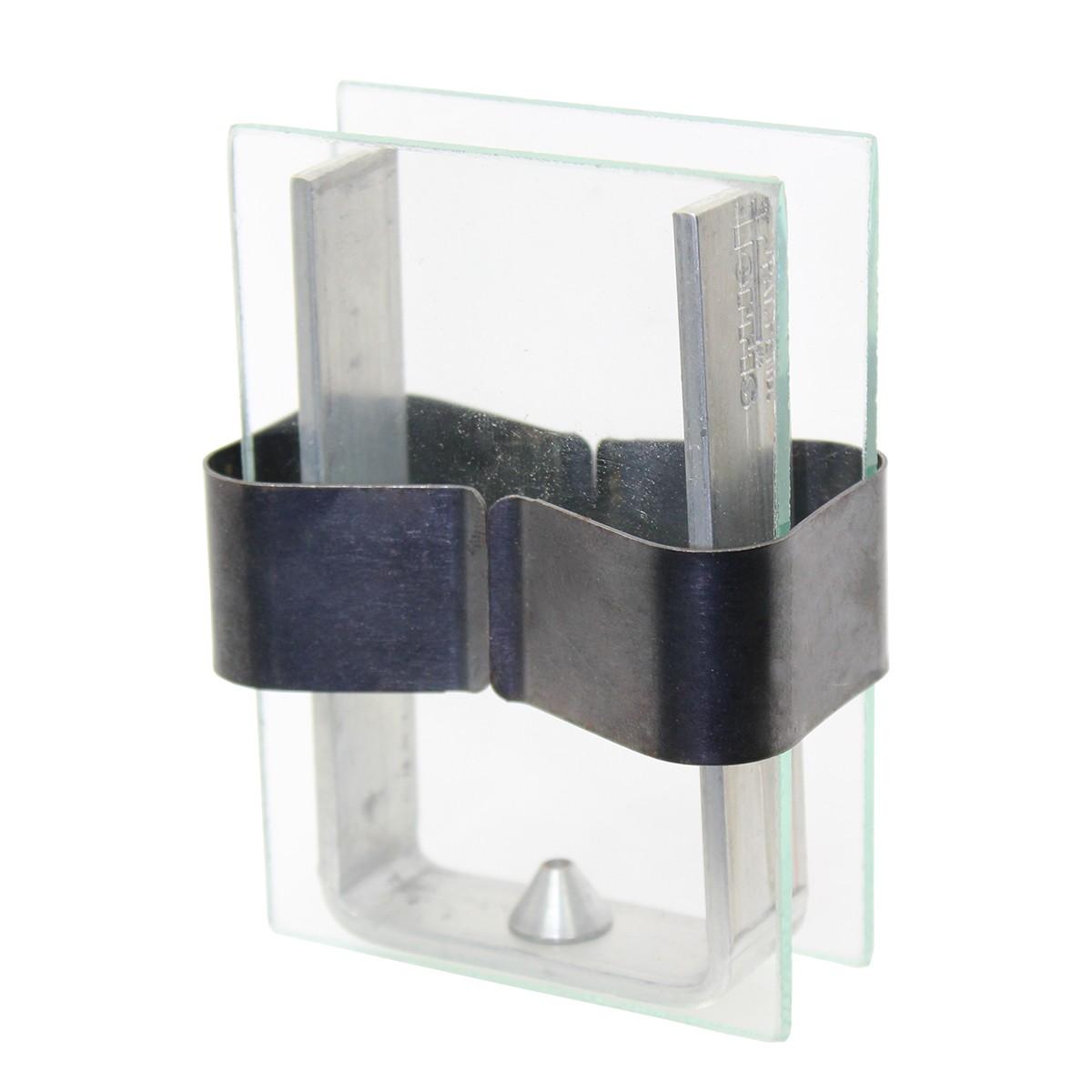 "See-Thru Ferris Glass Mold Frames - 2"" (50.8mm)"