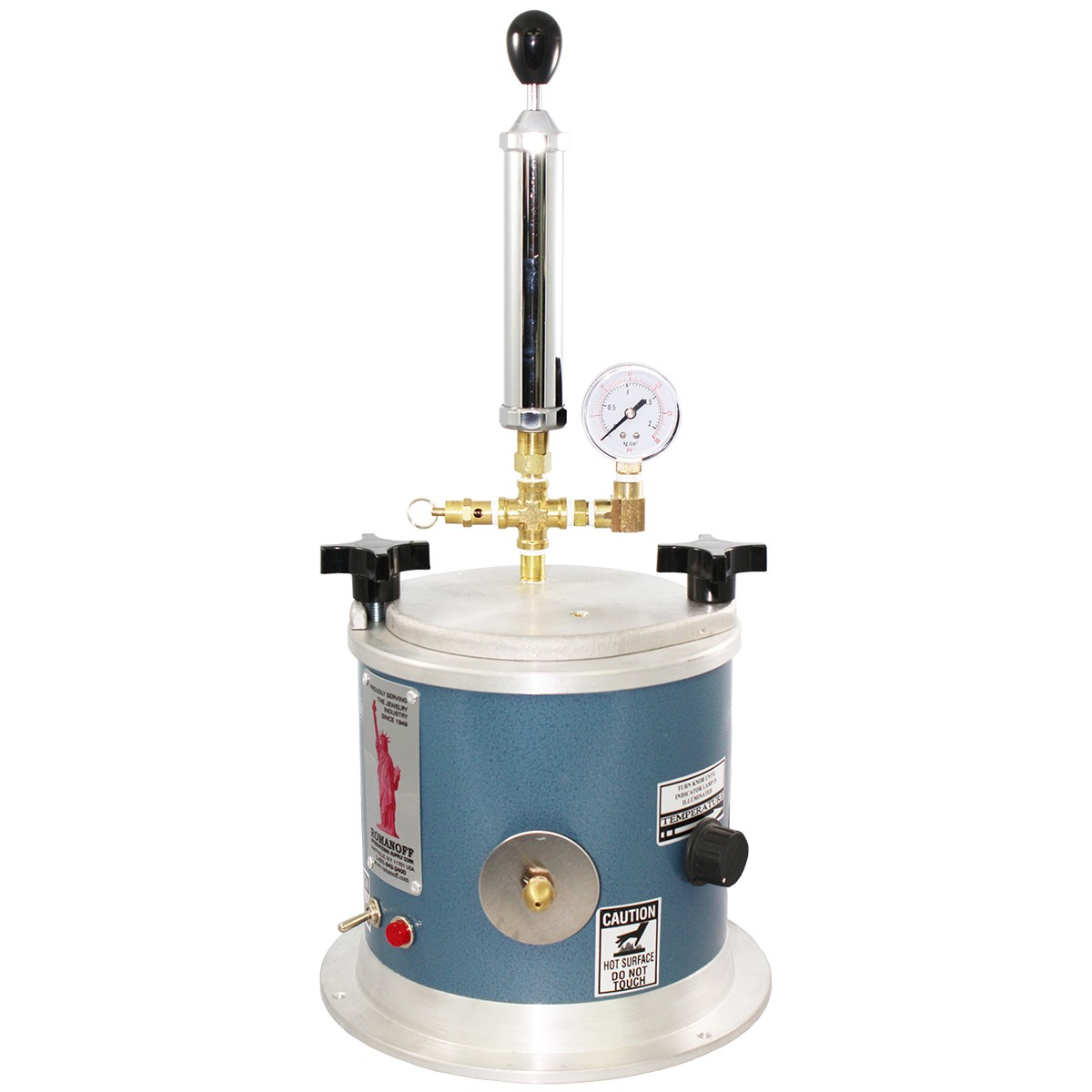 Mini Wax Injector With Hand Pump - 1-1/3 Qt