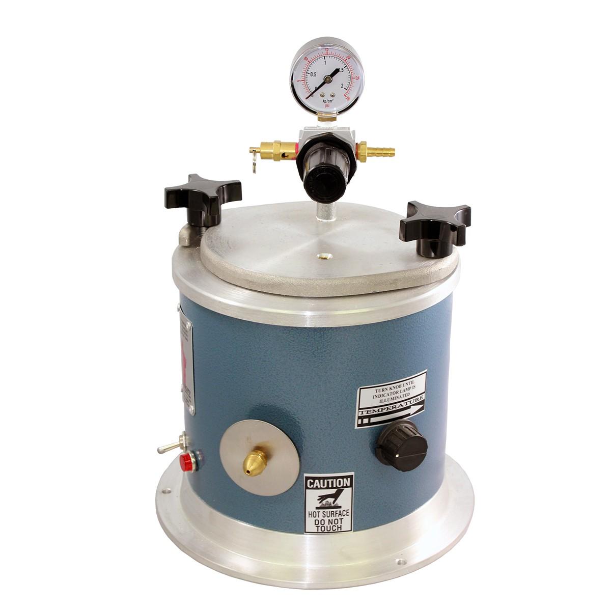 Mini Wax Injector - 1-1/3 Qt