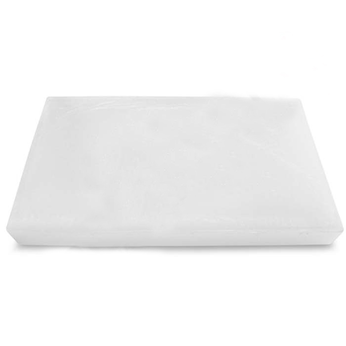 Flushing Wax For Injector - 1lb Slab White