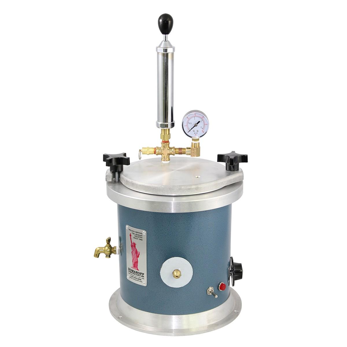 Super Jr. Wax Injector With Hand Pump - 2-3/4 Qt