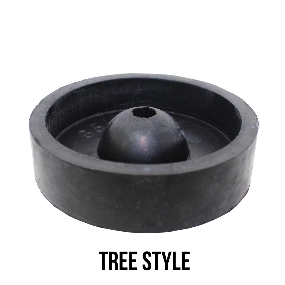 "Sprue Bases - Tree Style - 2.5"" Diameter"
