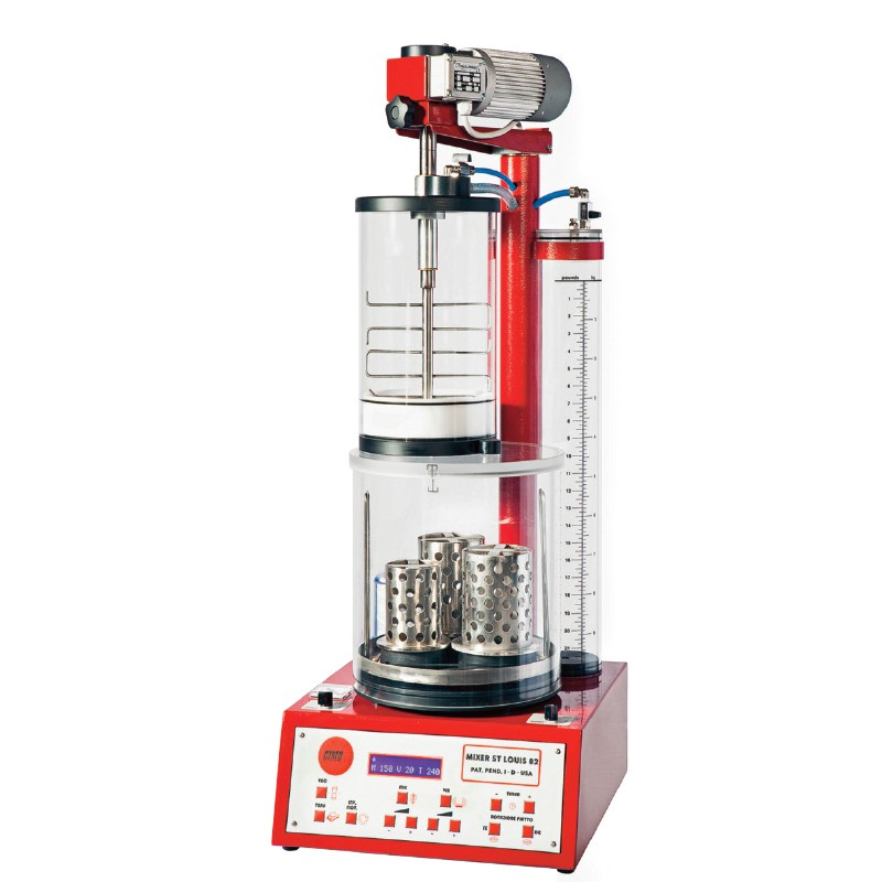 St. Louis #82 6-Kg Vacuum Investment Mixing Machine