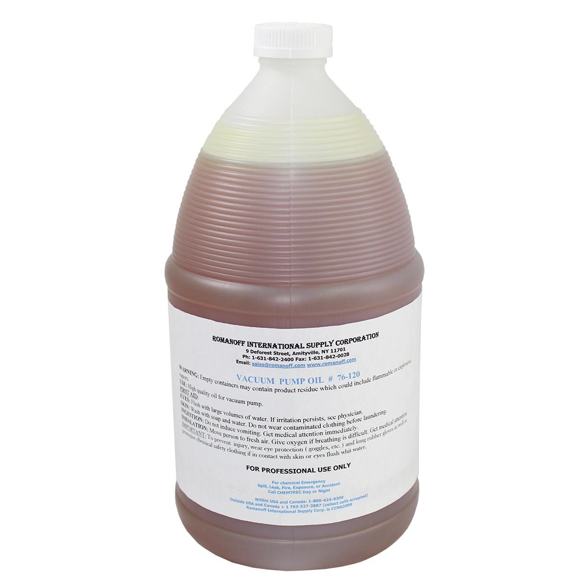 Vacuum Pump Oil - 1 Gallon