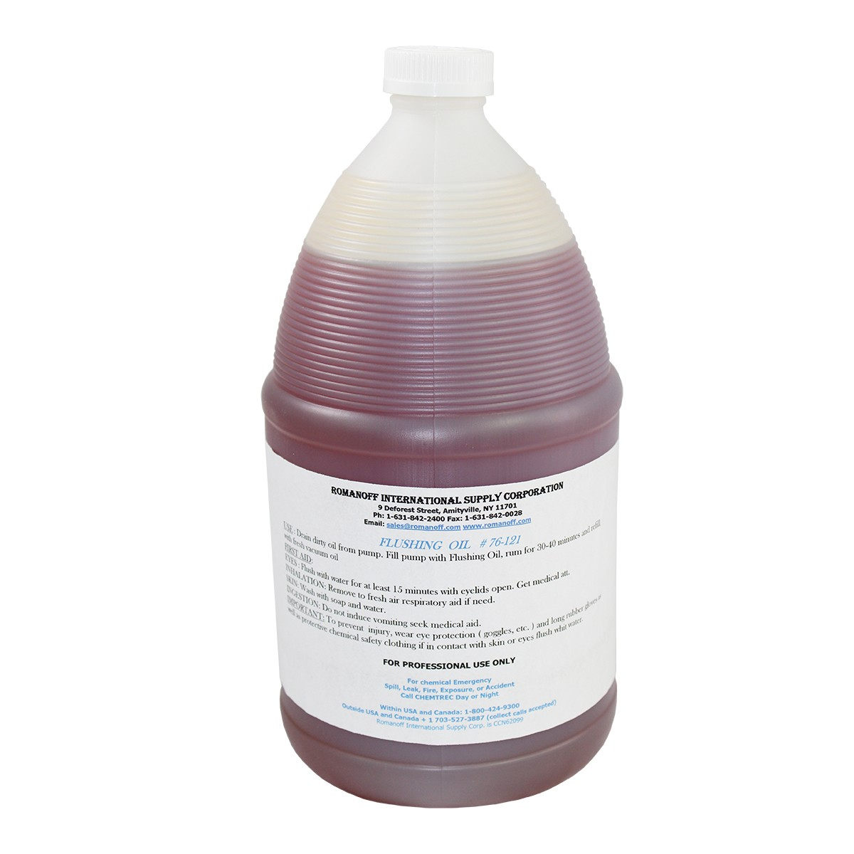 Flushing Oil With Detergent - 1 Gallon