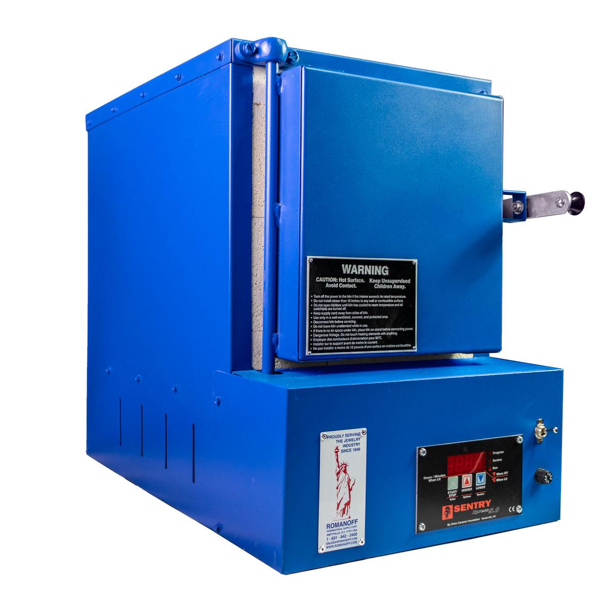 """Super Blue Automatic Furnace - 8.5"""" x 9"""" x 12"""""""