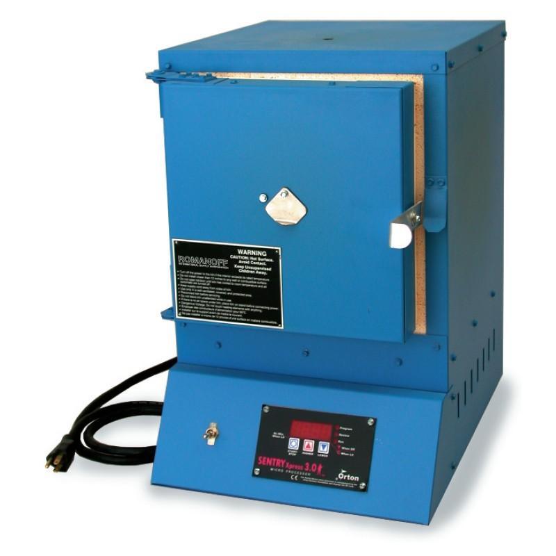"""Super Blue Automatic Furnace - 8.5"""" x 8.75"""" x 9"""""""