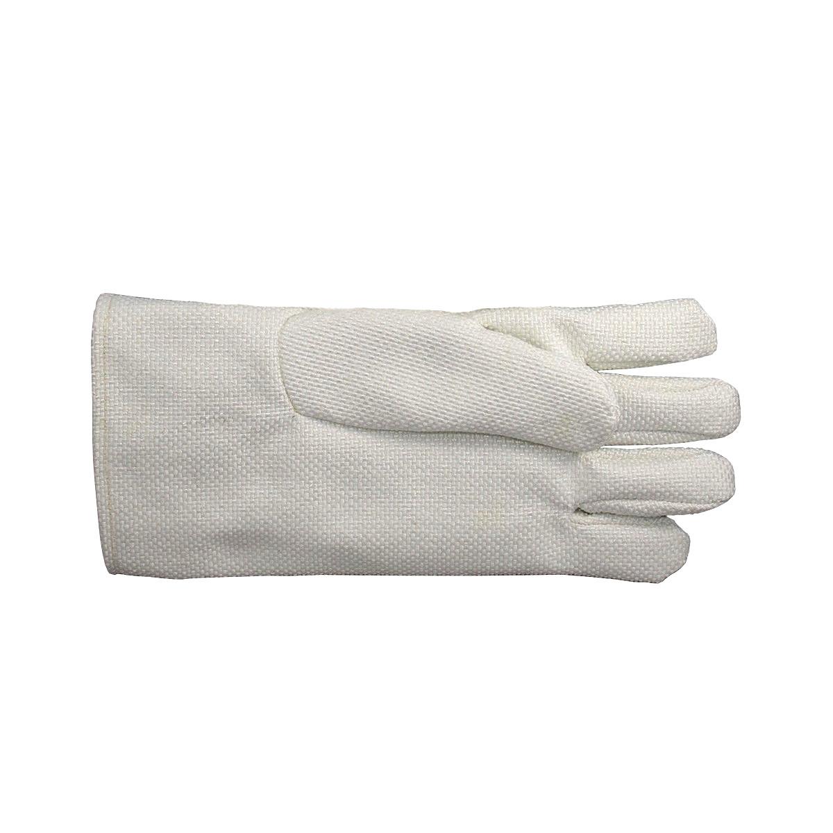 """14"""" White Non-Asbestos Left Hand Glove"""