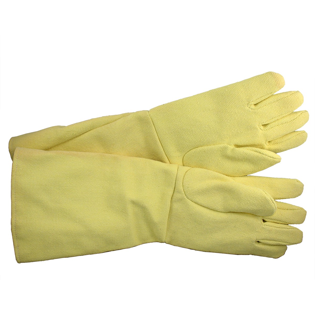 """23"""" Yellow Non-Asbestos Lined Gloves"""