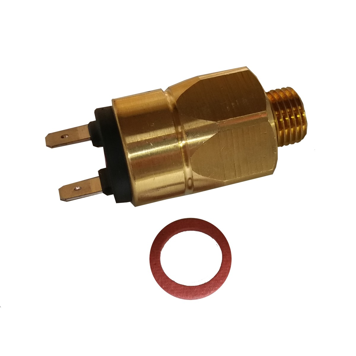 Indutherm Pressure Switch Closing Contact Adjusted 1.5 Bar