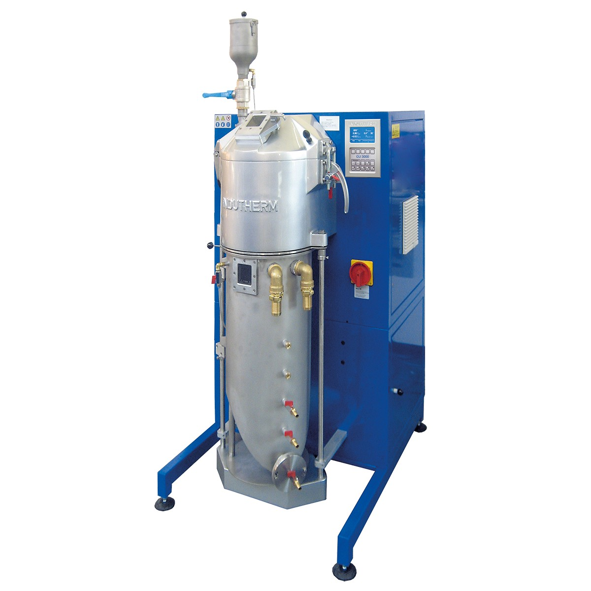 Indutherm GU-Series Granulating Machine