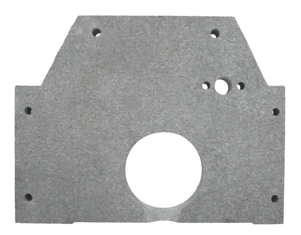 Tanabe Crucible Support Plate