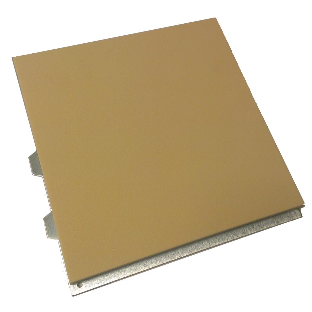 "Solidscape T76 & R66 Series 6"" x 6"" Build Plate"