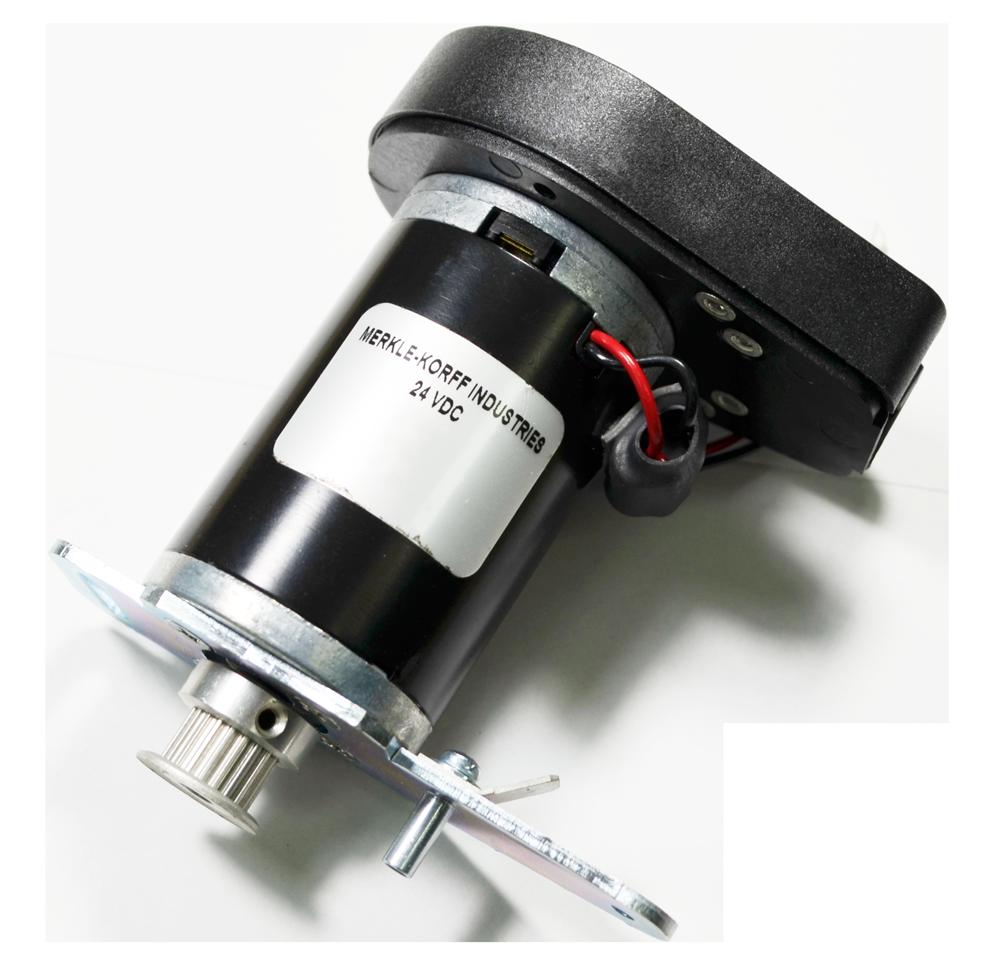 Solidscape 3Z Y-Motor with Encoder - Merkel