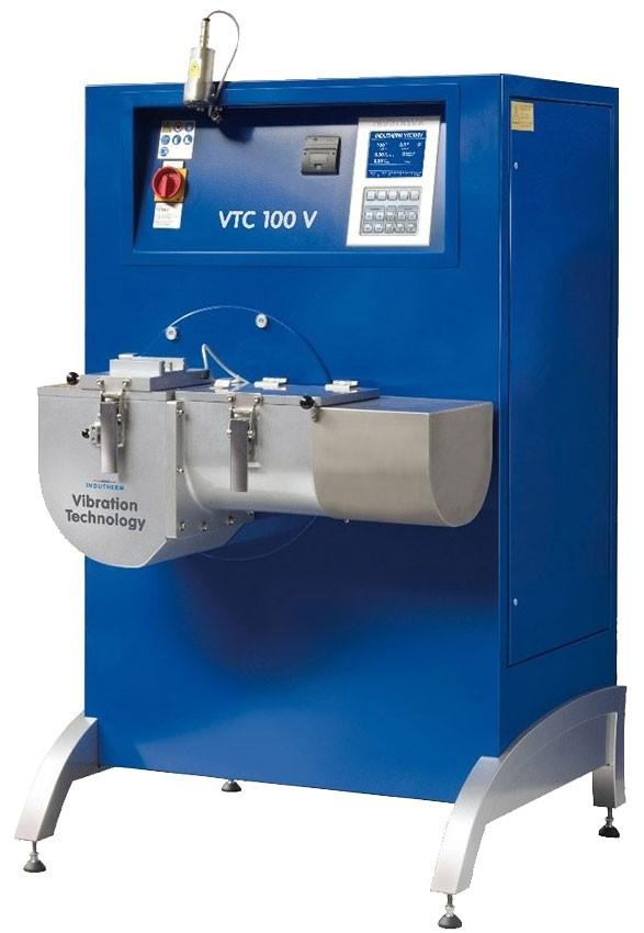Indutherm VTC Series Vacuum Tilt Casting Machines