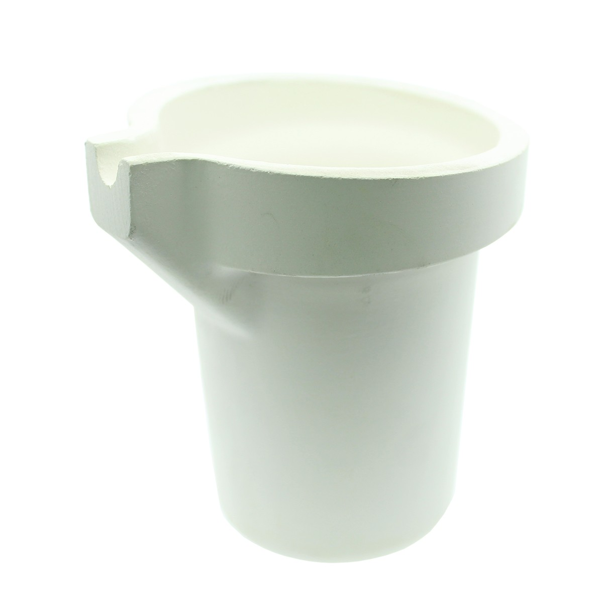 Indutherm VTC200V Small Platinum & Stainless Steel Crucible