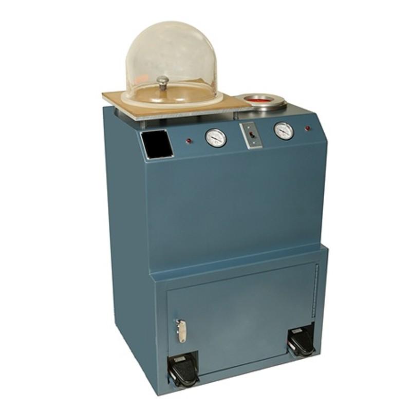 Mini Combination Casting & Vacuum Investing Machine
