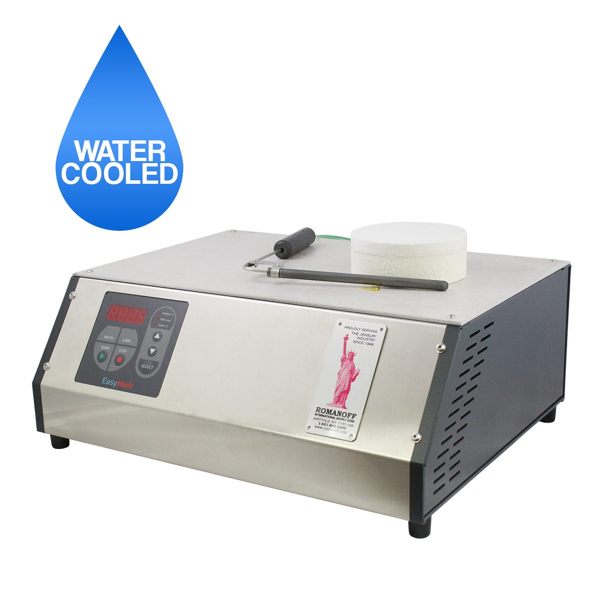 Induction Easy Melt Gold & Silver G2000